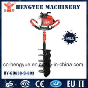 Popular Professional 68cc Gasoline Earth Auger Drill pictures & photos