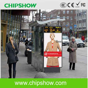 Chipshow Factory Prices P5.33 Full Color Advertising LED Display pictures & photos