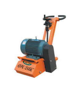 Anti-Vibration Petrol Concrete Floor Planner Gye-250 with Cutting Depth Adjustment pictures & photos