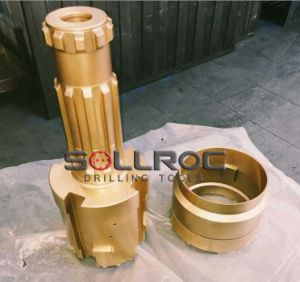 Symmetric Overburden Drilling System Permanet Type Ring Bit pictures & photos