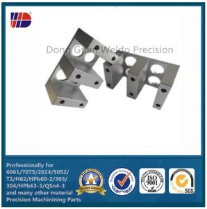 CNC Precision Metal Machined Anodized Machining Aluminum Parts Kf90L012 pictures & photos