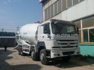 HOWO 6 X 4 Mixer Truck 9m3 336HP Sinotruk pictures & photos