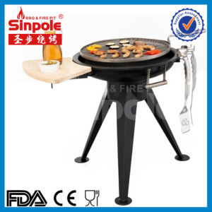 2016 Most Popular Fire Pit Grill with Ce Approved (SPBG1001) pictures & photos