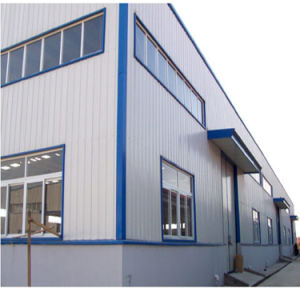 Prefabricated Steel Structure Warehouse Design pictures & photos