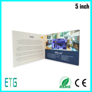 LCD Greeting Card Business Promotion LCD pictures & photos