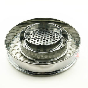 Round Hole Perforated Plate Sieves for Grading Coffee Beans pictures & photos