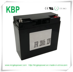 12.8V 20ah Lead-Acid Replacement Rechargeable LiFePO4 Battery pictures & photos