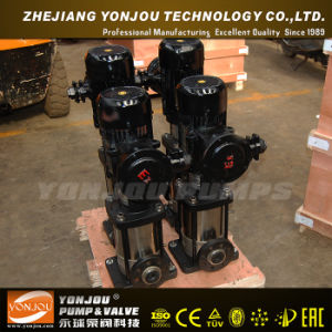 Qdl Stainless Steel Light Vertical Multistage Centrifugal Pump pictures & photos