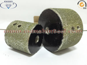 Electroplated Diamond Drum Wheel for Marble Granite pictures & photos
