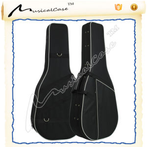 Exterior Foam Hardshell Case Gig Bag for Classic Acoustic Bass Guitars pictures & photos