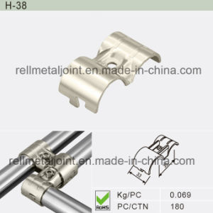 Nickel Plated Joint with Black Cathodic Electro-Coating Bolt (H-38) pictures & photos