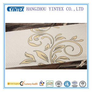 Wholesale Soft Embroidery Polyester Fabric pictures & photos