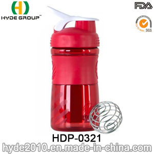 500ml BPA Free Plastic Tritan Protein Shaker Bottle, 2017 Wholesale Plastic Shaker Bottle (HDP-0321) pictures & photos
