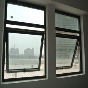Aluminum Alloy Awning Window with Double Glass (ts-1038) pictures & photos