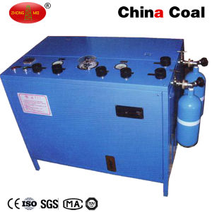 Single Cylinder Cryogenic Oxygen Filling Pump pictures & photos