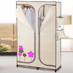 Fashion Style Folded Modern Metal Wardrobe