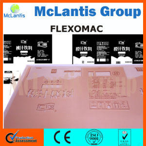 Flexographic Plates for Flexographic Printing pictures & photos