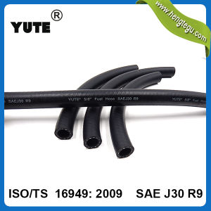 Rubber Hose Yute 3/16 Inch Double Walled Fuel Hose pictures & photos