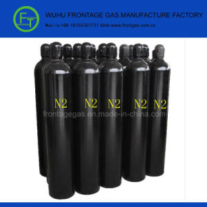 Low Price Industrial Gas Cylinder Nitrogen pictures & photos