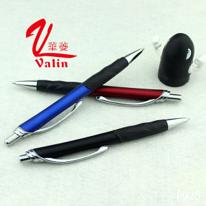 High Quality Logo Pen Plastic Ink Pen on Sell pictures & photos