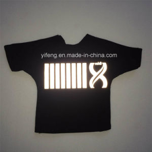Reflective Heat Transfer Stickers for Garments pictures & photos