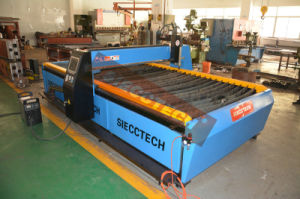 Cheap Bench Type CNC Plasma Cutting Machine pictures & photos