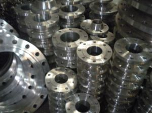 Aluminum B210 5052 Flange Fitting Socket Weld Flange pictures & photos
