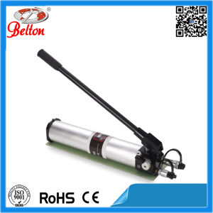 Portable Hydraulic Hand Pump Be-HP-70 pictures & photos