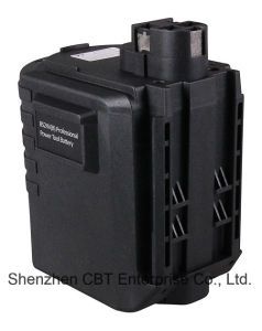 Replacement Battery for Bosch 24V 3000mAh Ni-MH Bat019 Bat020 Bat021 Gbh 24vfr pictures & photos