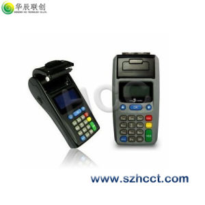 Eft-POS Handheld POS Terminal with Printer Nfc Reader--M100 pictures & photos