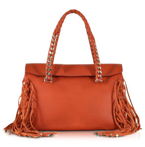 Fashionable Ladies Handbag Products with Chain&Fringe (LDO-15089) pictures & photos