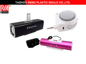 Plastic Fashion Sound Box Mould pictures & photos