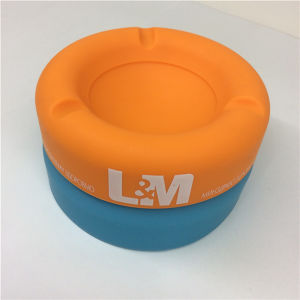 Fad Certification Safe Durable Craetive Fashion Silicone Ashtray pictures & photos