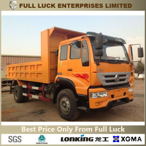 Sinotruk C5b 4X2 10ton Small Tipper Truck pictures & photos