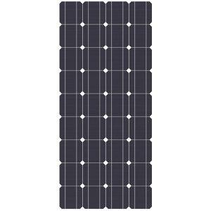 Monocrystalline Solar Panel (DSP- 100W) pictures & photos