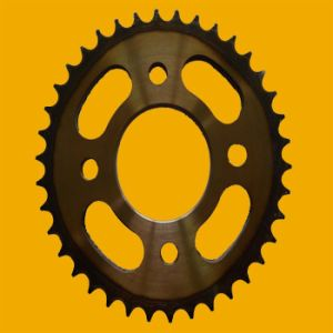 Professional Excellent Performance Motorcycle Sprockets for Motorbike pictures & photos