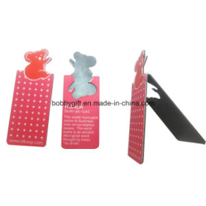 Wholesale Cheap Foldable Business Bookmark Fridge Magnet pictures & photos
