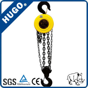 Heavy Duty Hand Chain Hoist 20 Ton Chain Block China pictures & photos