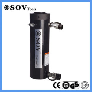 Double Acting Long Stroke Hydraulic Cylinder (SOV-RR-Series) pictures & photos