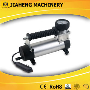 Portable Super Flow 12V 100psi Car Pump Air Compressor/ Auto Electric Tire Inflator,
