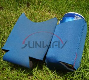 New Design Collapsible Neoprene Stubby Koozie, Beer Can Holder (BC0039) pictures & photos