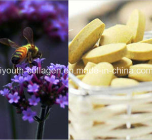 Health Food, Top 100% Natural Lavender Bee Pollen Chewable, Anticancer,Whitening, Nourish The Internal Organs, Prolong Life Pure Natural Breast Enhancement Food pictures & photos