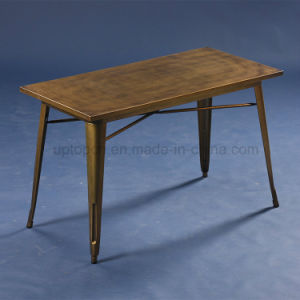 Vintage Cafe Used Jean Pauchard 55 Tolix Tables (SP-CT676) pictures & photos