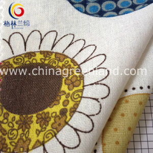 Cotton Linen Cartoon Printed Fabric for Bags Textile (GLLML123) pictures & photos