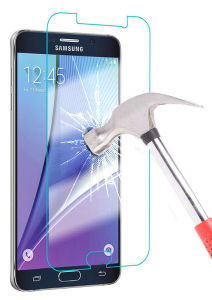 Mobile Phone Accessories Screen Protector Film for Galaxy J3