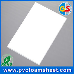 PVC Foam Sheet (SGS RoHS) (ISO9001: 2000) pictures & photos