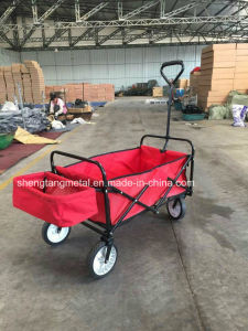 New Folding Utility Wagon, Multipurpose Kids Wagon pictures & photos