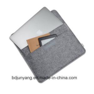 Felt Laptop Bag Felt Document Bag pictures & photos