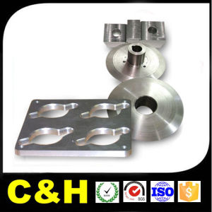Milling Aluminum Al7075/Al6061/Al2024/Al5051 Polished Milling Part