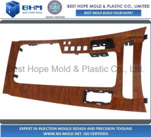 Automotive Central Control Panel Inejction Mold Maker pictures & photos
